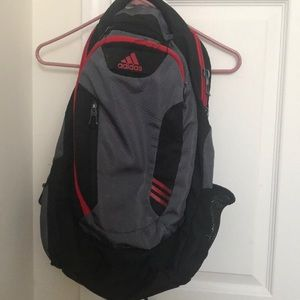 Adidas sports back pack
